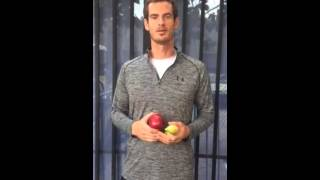 Andy Murray Team FNV
