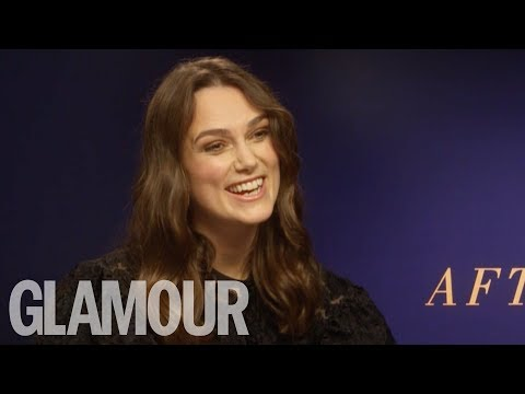 Keira Knightley Won't Go Nude On Film Again & Reveals Mental Health Battles | GLAMOUR UK