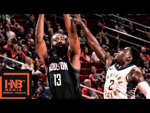 Houston Rockets vs Indiana Pacers Full Game Highlights | 11.11.2018, NBA Season