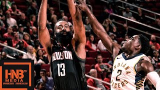 Houston Rockets vs Indiana Pacers Full Game Highlights | 11.11.2018, NBA Season