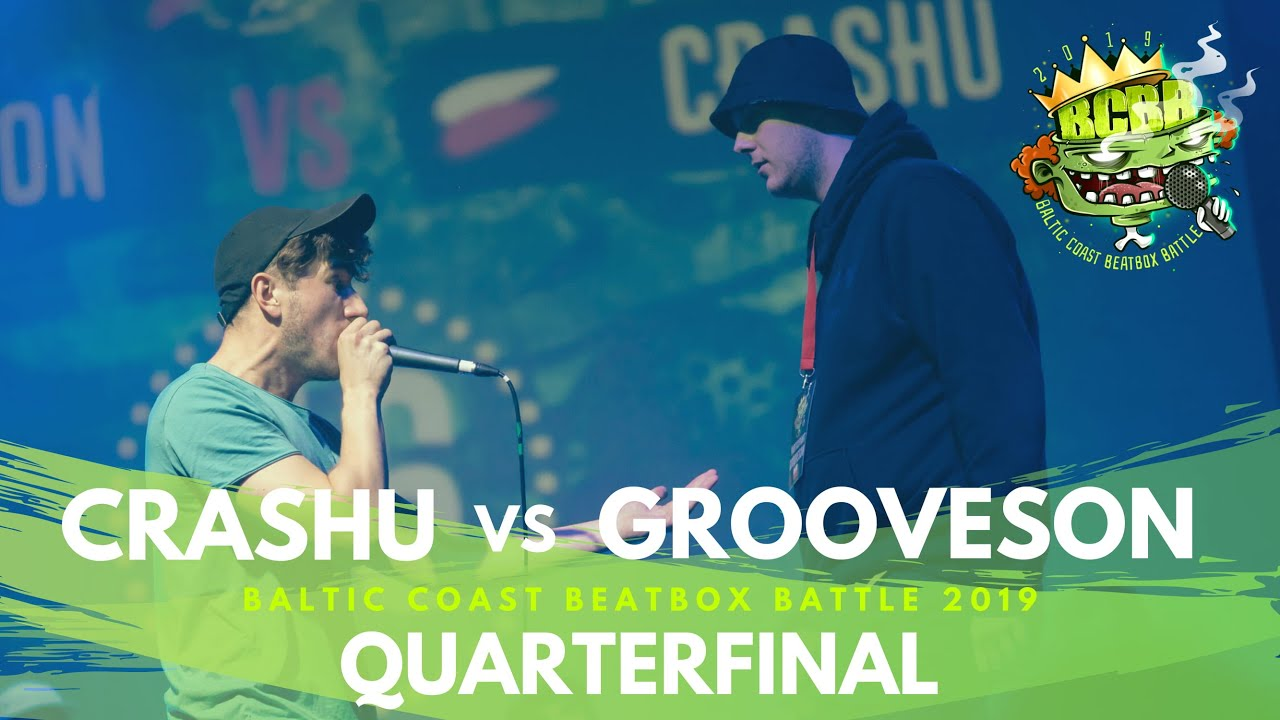 CRASHU 🇵🇱 vs GROOVESON 🇵🇱 | Baltic Coast Beatbox Battle 2019 | Quarterfinal