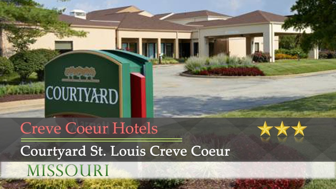 Courtyard St Louis Creve Coeur Hotels Missouri