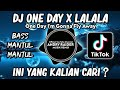 Dj One Day X Lalala Remix Viral Terbaru Fullbass Dj Terbaru  Mp3 - Mp4 Download