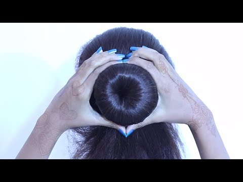 5 Easy And Beautiful Juda Hairstyle In 5 Minute Cute Hairstyles