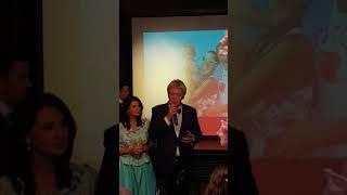 Речь Стриженова на свадьбе Марата Башарова