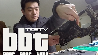 【BB Time】第55期:修理工系列——PY君更换MacBook音箱