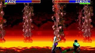Ultimate Mortal Kombat Hack Sega VS Comp