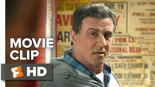 Creed Movie CLIP - Moved On (2015) - Sylvester Stallone, Michael B. Jordan Movie HD