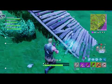 FORTNITE CLUTCH 3-MAN SQUAD WIN WITH CHRIS & CHETHRA thumbnail