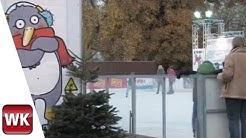 Eröffnung der ESWE-Eiszeit in Wiesbaden