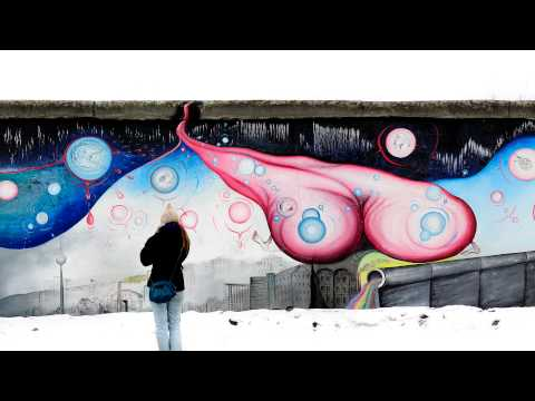 East Side Gallery, Berlin, Complete Panorama Photo - (c) Steffen Freiling, 2015