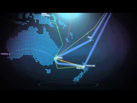 Trans-Tasman Global Access cable