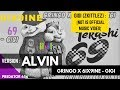 GRiNGO X 6IX9INE - GIGI ( (Alvin Y Las Ardillas) Alvin And The Chipmunks Sings.)