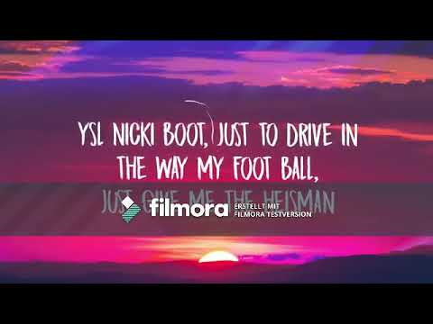 Jason Derulo & David Guetta - Goodbye (Lyrics) ft. Nicki Minaj & Willy William(10 stunden version)