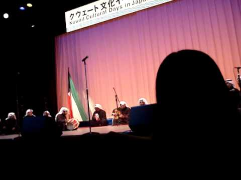 Kuwaiti National Troupe live in Japan 2