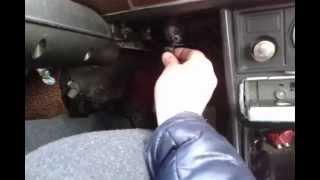 Запуск карбюраторного двигателя ВАЗ 2101