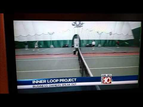 Manhattan Square Tennis club Channel 10