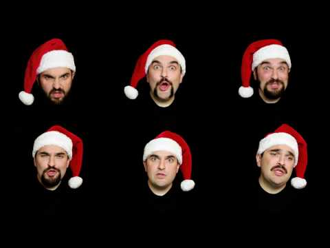 Mattstache - Mariah Carey - All I Want For Christmas Is You - Holiday Tribute