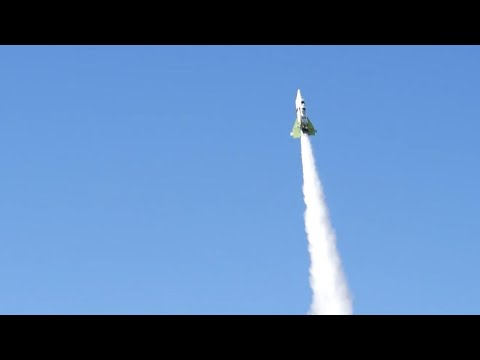 Man Out to Prove the World Is Flat Crashes Homemade Rocket