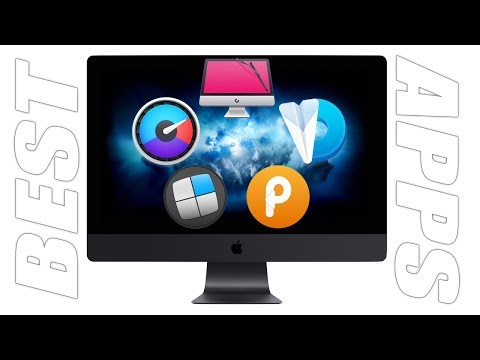 Best Mac Apps for 2018!