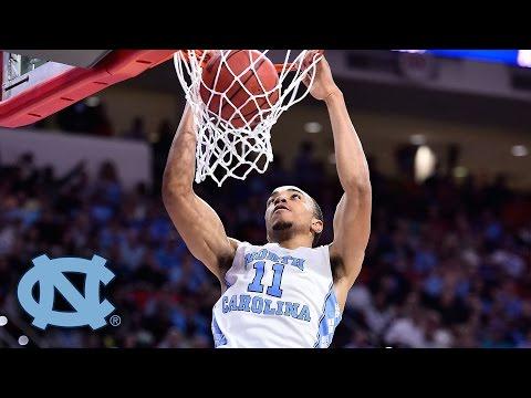 Brice Johnson's Top 5 Career Moments at North Carolina