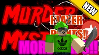 Roblox Gameplay Commentary - Murder Mystery!