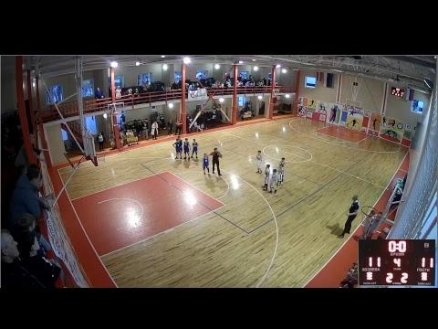 03.02.2019 СК Космос (Самара) - СШОР №13 (Самара)