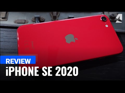 Apple iPhone SE 2020 full review