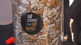 FDA Proposes New Restrictions On Vaping Devices