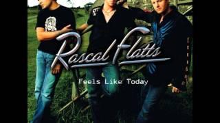 Rascal Flatts - Bless the Broken Road (Baritone Key)
