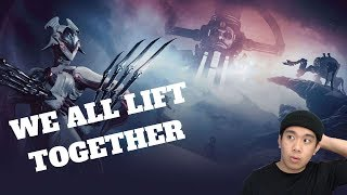 WE ALL LIFT TOGETHER - Warframe: Fortuna (PC) Live Stream and MORE!