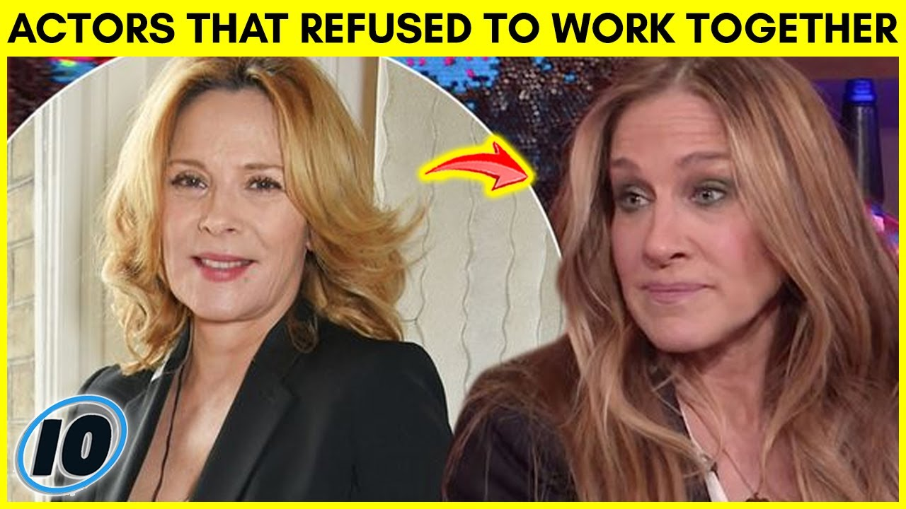 Top 10 Actors Who Refused To Work Together