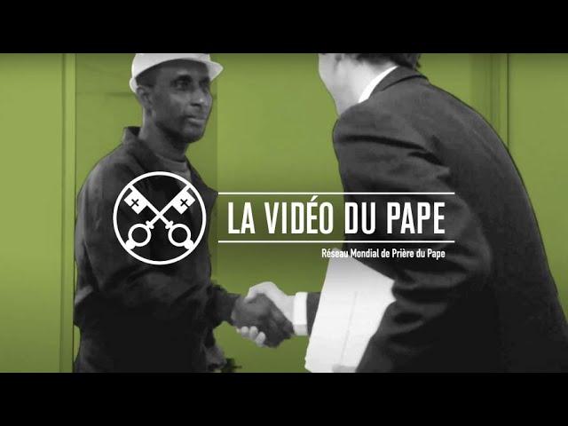 Le respect des ressources de la planète – La Vidéo du Pape 9 – Septembre 2020