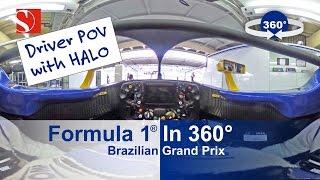 F1 in 360° - Brazilian Grand Prix - Sauber F1 Team