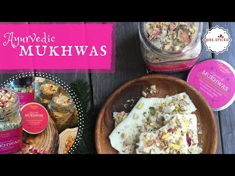 Ayurvedic Mukhwas | Post Meal TREAT | Heirloom Recipe