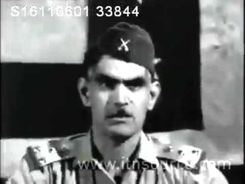 خطاب الرئيس العراقي عبد الكريم قاسم بعد اشهر من اعلان الجمهورية العراقية 1958