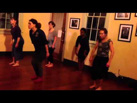 Dancing Grounds' Donley Organic Contemporary (D.O.C.) class