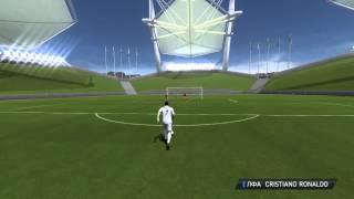 Как делается ложный замах в FIFA 14?