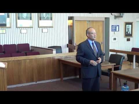 Closing Argument Lecture - Short Version - Boston University School of Law Trial Adv