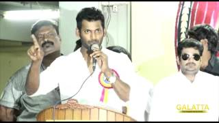 We have proof for our allegations - Vishal