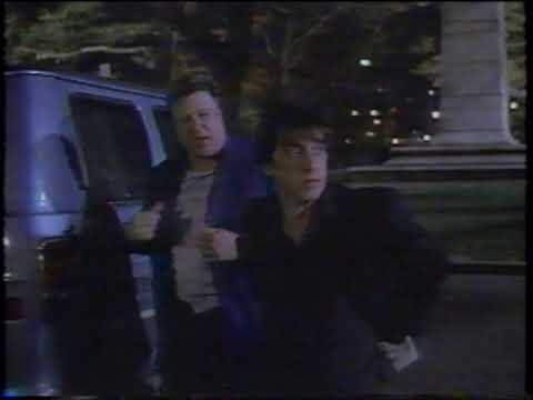 CBS Movie  - Sea of Love  - Al Pacino -  Commercial TV Spot Trailer Broadcast Premiere (1991)