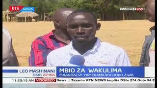 Wakulima wa Eldoret washiriki kwenye mbio