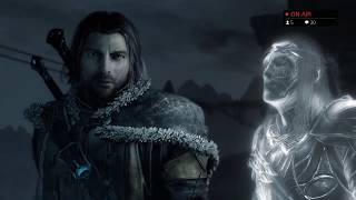 Middle Earth Shadow of Mordor (Livestream), Story, Sidequests, and Free Roaming