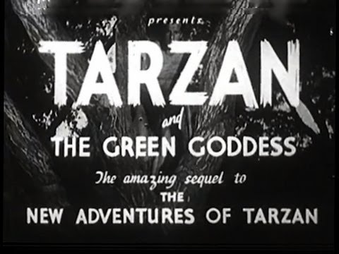 Tarzan and the Green Goddess (1935) [Action] [Adventure]