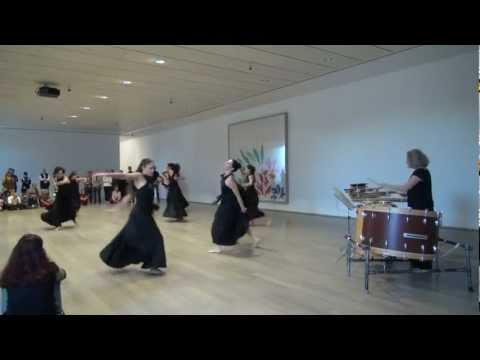 Tanzaufführung Sasha Waltz & Guests: Rebonds in der Fondation Beyeler (1)