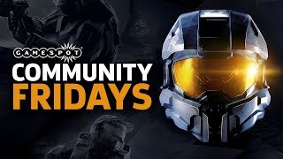 Come Play Halo: The Master Chief Collection With Us | GameSpot Community Fridays