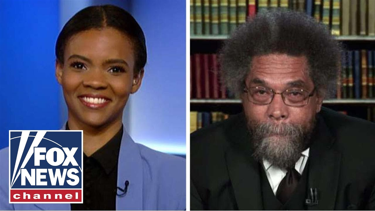 Act 1 In 10 African Americans Strongly >> Candace Owens Vs Cornel West Trump Race Economy For African