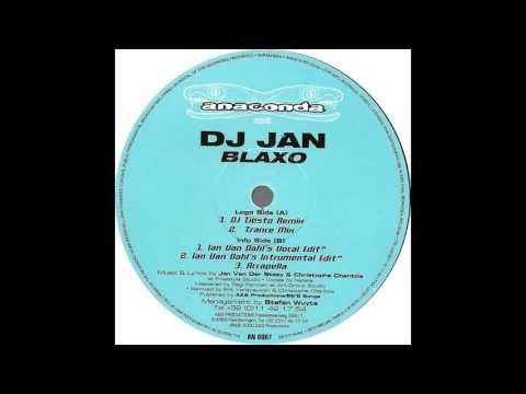 DJ Jan - Blaxo (Ian Van Dahl's Instrumental Edit) [2000]