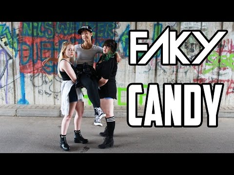 FAKY(フェイキー) - Candy J-Pop Dance Cover by DASH