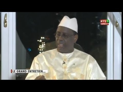 Suivez en direct l'interview accordée par Macky Sall à des journalistes de la presse nationale